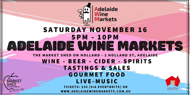 Adelaide Wine Market November 2019